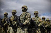 Lietuvoje lankysis vienas NATO itin greito reagavimo pajėgų vadų