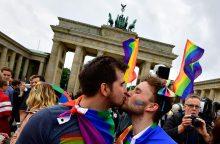 Konstituciniame Teisme – byla dėl užsienyje susituokusių gėjų teisių Lietuvoje