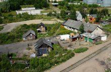 Planas iškelti Vilniaus taborą gali pasiteisinti?
