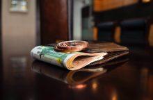 Tyrimas: daugiau gyventojų tikisi pajamų augimo