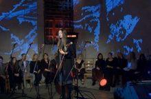 Apie apleistos bažnyčios atgimimą paskelbta koncertu