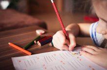 Vaikų dienos centrams papildomai skirta beveik milijonas eurų