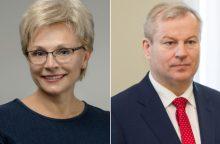 Prasideda balsavimas Zanavykų apygardoje: antrame ture – I. Haase ir M. Bastys