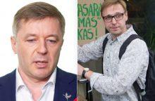 R. Karbauskis rado kandidatą į Šiaulių merus – serialo žvaigždę A. Žvinį