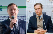 """MG Baltic"" byloje – G. Landsbergio ir A. Zuoko apklausos"