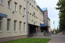 Šiaulių apylinkės teismas pradeda dirbti naujose patalpose