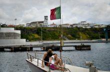 Azorų salyne atidarytas Lietuvos garbės konsulatas