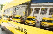 Lieja priekaištus dėl mokyklinių autobusiukų: byra tiesiog akyse