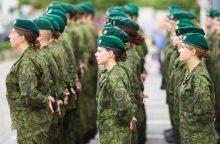 """Pėstininkų brigadai """"Žemaitija"""" bus įteiktakovinė vėliava"""