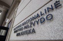 M. Mažvydo biblioteka skelbia laimėjusi teisme ginčą dėl baldų pirkimo