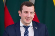 Premjeras ūkio ministro postą siūlo V. Sinkevičiui