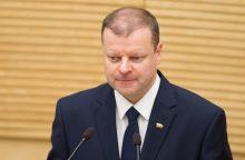 Būsimoji Vyriausybė ruošiasi pristatyti programą Seimui