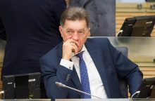 A. Butkevičius: nesutarimai dėl urėdijų pertvarkos koalicijos nesugriaus