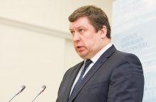 """Ministrai aptars institucijų bendradarbiavimą per pratybas """"Zapad"""""""