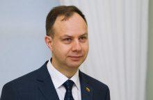 A. Veryga nuo kitų metų liepos žada didinti medikų atlyginimus