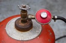 Daugiabutyje prie Tauragės dėl dujų nuotėkio driokstelėjo sprogimas