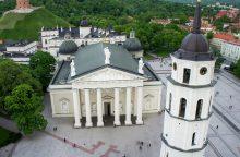 Vilnius dėkos Islandijai ir naktinės po kultūros renginius