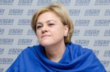 STT apklausė Kalėjimų departamento direktorę Ž. Mikėnaitę, ši atsistatydino