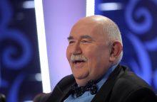 Maestro D. Katkus švenčia 75-ąjį gimtadienį