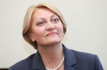 R. Budbergytė ragina naują valdžią nepabloginti biudžeto