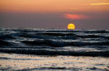 Mūsų Baltija – viena labiausiai užterštų jūrų pasaulyje