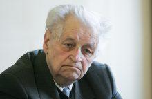 Atsisveikinama su velioniu kalbininku Z. Zinkevičiumi