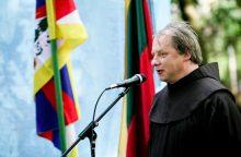 J. Sasnauskas: mitingo organizatorius grasinta išsiųsti į lagerius
