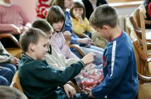 EŽTT: Rusijos įstatymas dėl įvaikinimo yra diskriminuojantis