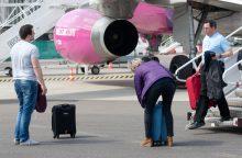 Lietuvos oro uostų pajamos jau viršijo 20 mln. eurų