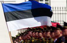 """Estija paminės kelto """"Estonia"""" katastrofos metines"""