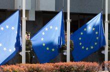 Pablogėjo lietuvių požiūris į Europos Sąjungą