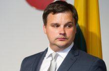 """Buvusiam """"darbiečiui"""" M. Veličkai – aukštos pareigos Šiaulių savivaldybėje"""