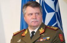 Lietuvos ir Lenkijos kariuomenių vadai sutarė stiprinti bendradarbiavimą