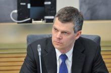 D. Jauniškis: jei VSD tikrintų visus Seimo narius, nieko kito neveiktų