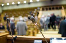 Seime minimas Lietuvių konferencijos šimtmetis
