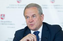 K. Trečiokas: į Astravo AE pirmiausia turi patekti ekspertai, o ne politikai