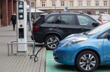 Siūloma taikyti PVM lengvatą ekologiškoms transporto priemonėms