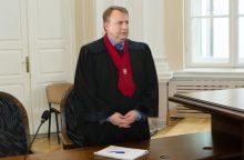 Darbo partijos bylą tyręs prokuroras S. Verseckas sulaukė paaukštinimo