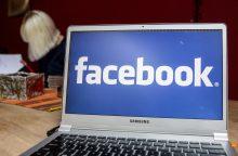 """Stipriai krenta tiek """"Facebook"""", tiek """"Twitter"""" akcijos"""