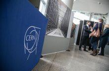 Prezidentė teikia ratifikuoti CERN susitarimą