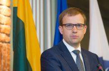 V. Gapšys Seimo mandato žada atsisakyti pirmadienį