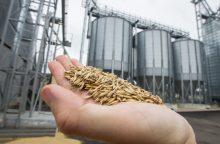B. Markauskas su eurokomisaru aptars pagalbą žemdirbiams