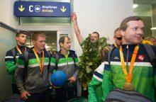 Rado pinigų didesnėms parolimpinių žaidynių medalininkų premijoms