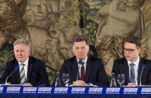 Ir socialdemokratai nori derėtis dėl koalicijos