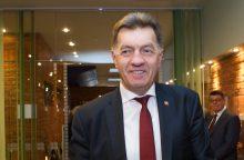 A. Butkevičius kandidatą į teisingumo ministrus žada atskleisti pirmadienį