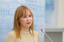 Ministrė: universitetų tinklo pokyčiai bus matomi kitų metų biudžete