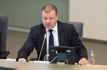 VTEK pradėjo tyrimą dėl premjero patarėjo T. Garasimavičiaus