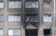 Tragiško Žirmūnų gaisro kaltininką prašoma įkalinti iki gyvos galvos