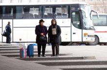 Naują sostinės autobusų stotį nuspręsta statyti Pilaitėje