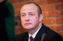 Aplinkos ministras: keisdamas upelio vagą R. Malinauskas ignoruoja teisės aktus